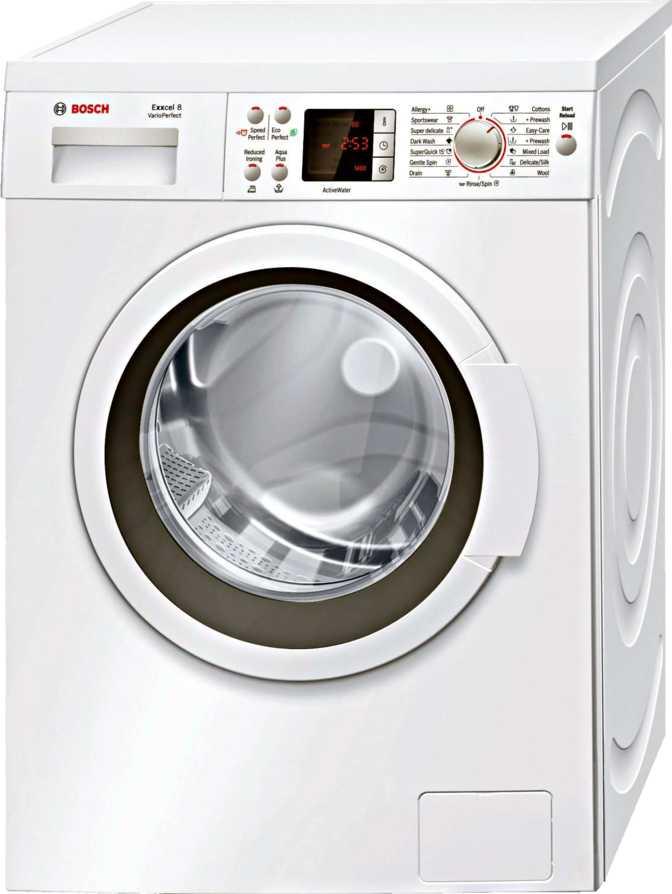 Bosch Exxcel WAQ28461GB