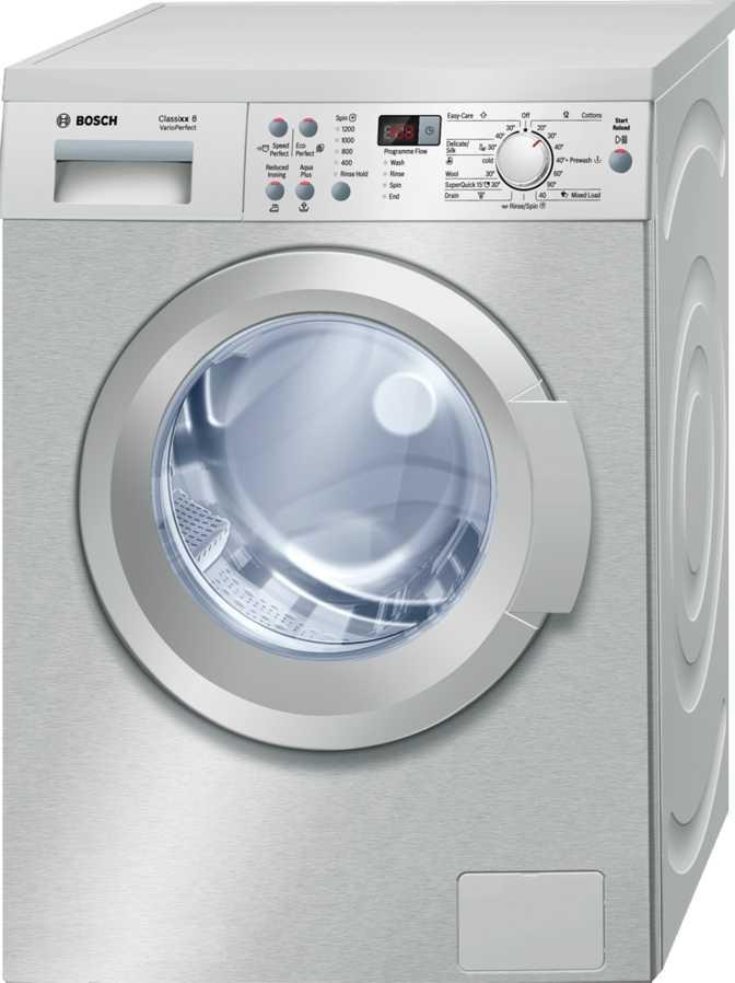 Bosch WAQ2436SGB Classixx