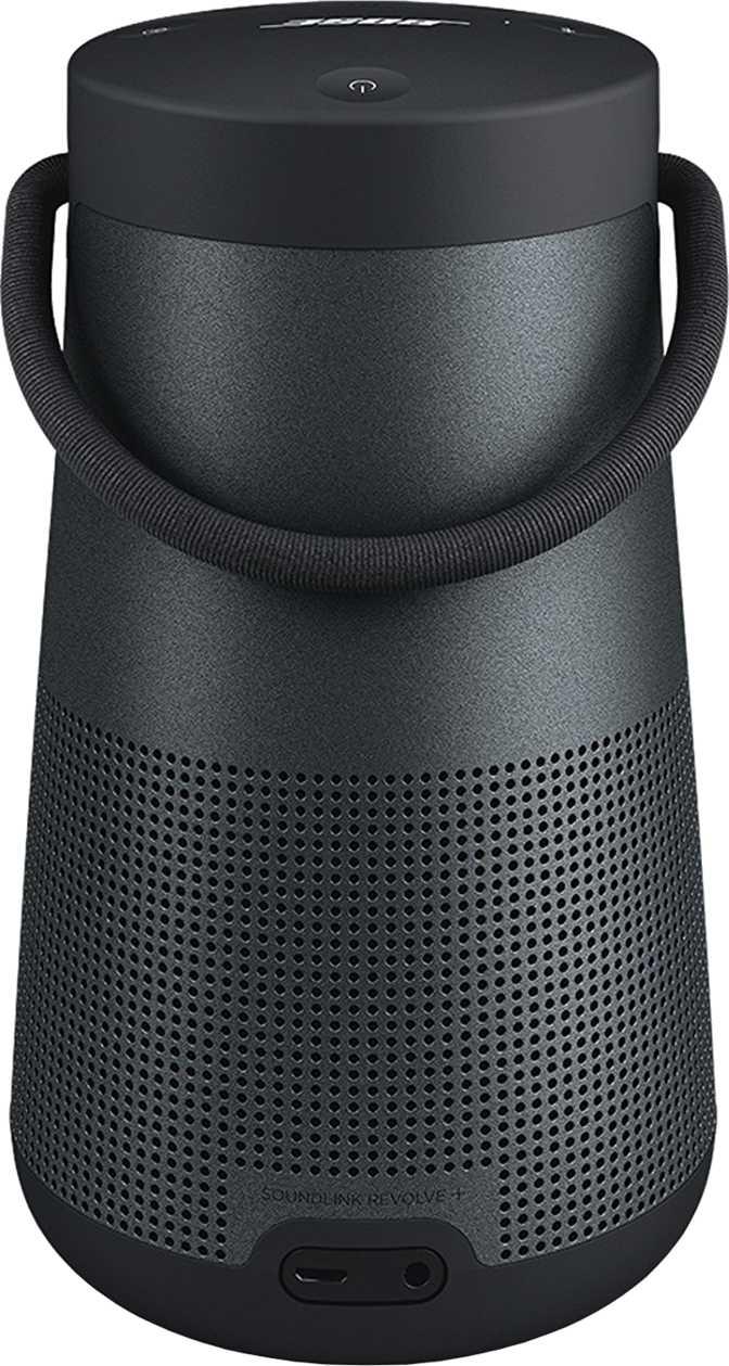 ≫ Bose SoundLink Revolve Plus vs Ultimate Ears Megaboom