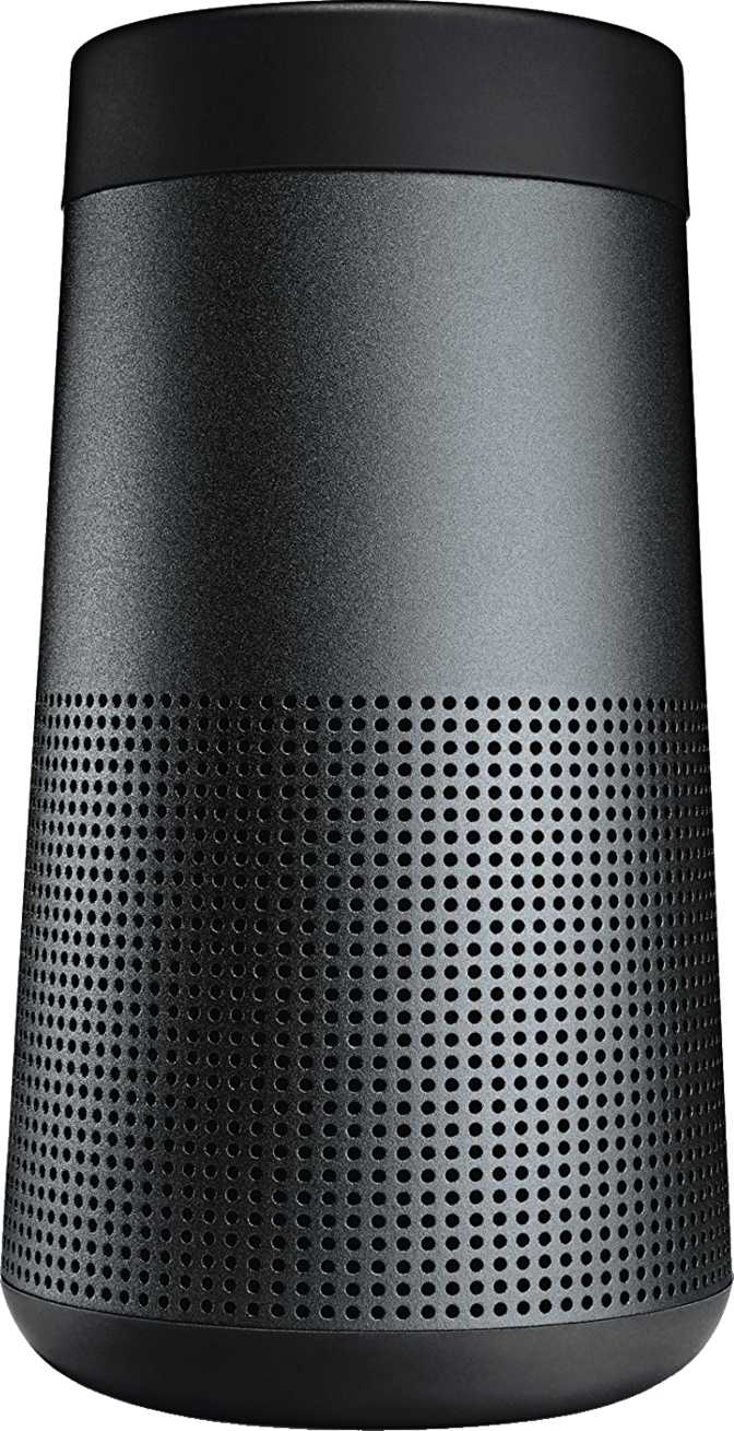 Triple Black Or Lux Gray Bose SoundLink Revolve Portable 360 Bluetooth Speaker