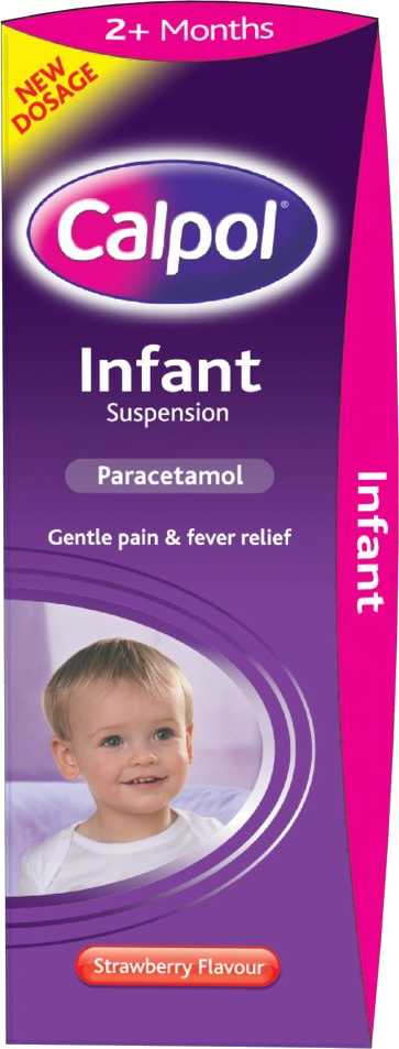 Calpol Infant Suspension