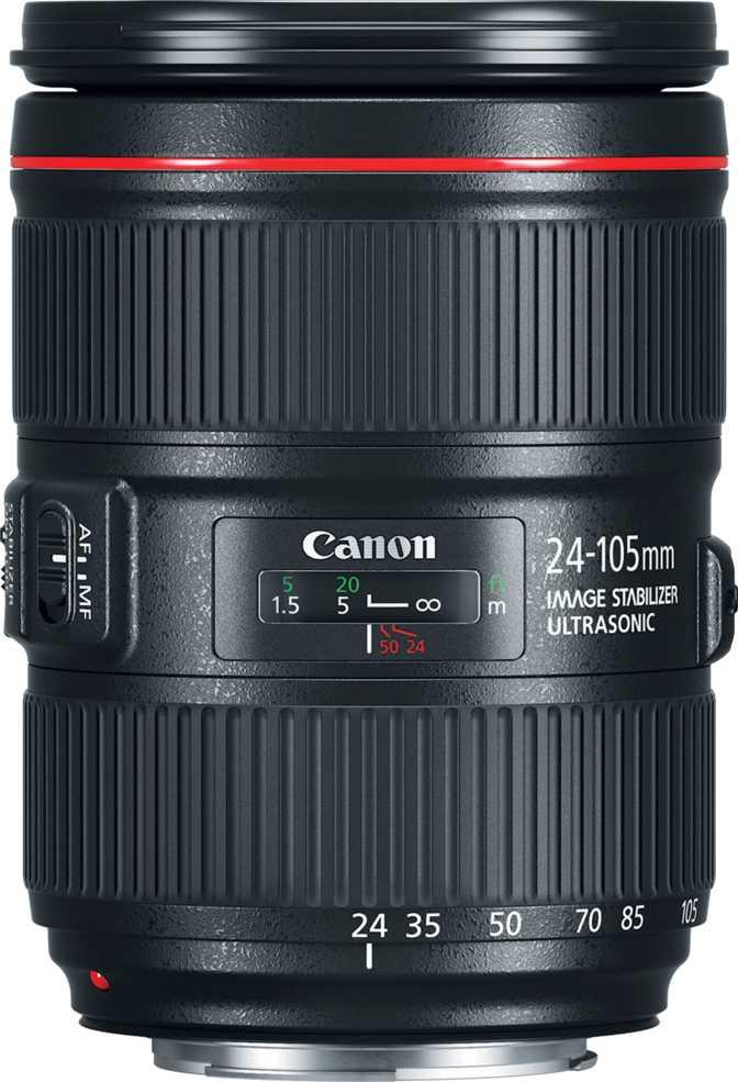 Canon EF 24-105mm F4L II USM