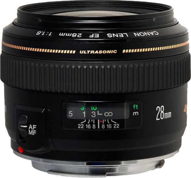 Canon EF 28 F/1.8 USM