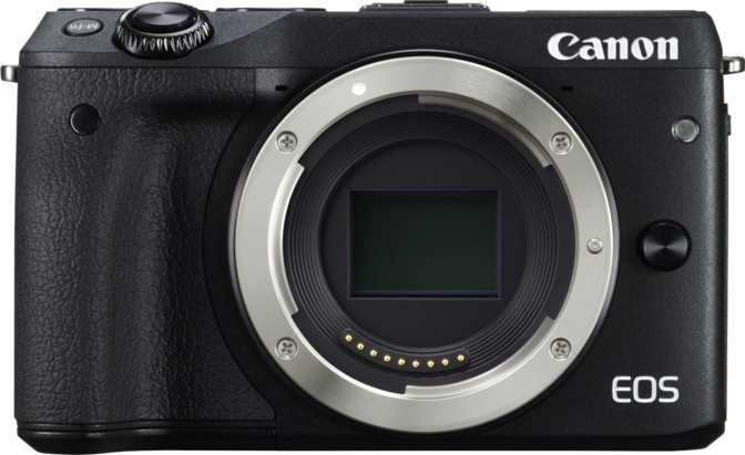 Canon EOS M3
