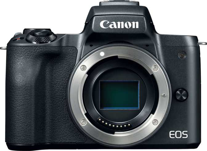 ≫ Canon EOS 200D vs Canon EOS M50: What is the difference?