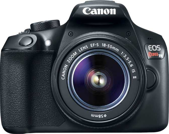 ≫ Canon EOS Rebel T6 vs Nikon D5600: What is the difference?