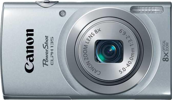 Canon PowerShot ELPH 135