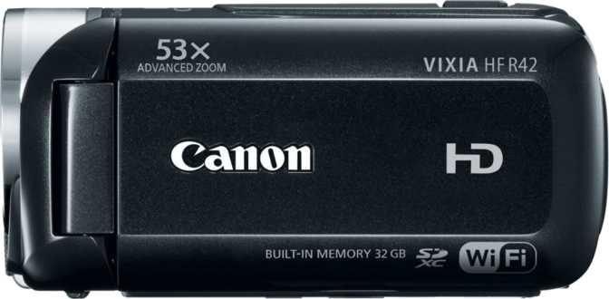 Canon Vixia HF R42