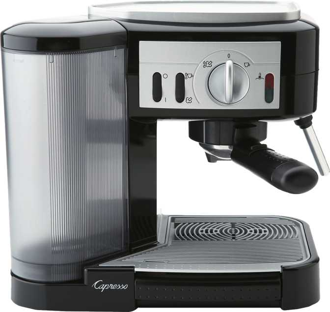 morphy richards espresso machine manual