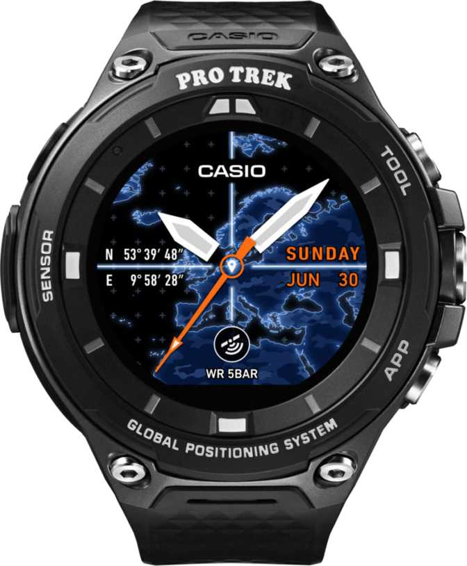 Casio Pro Trek Smart (WSD-F20)