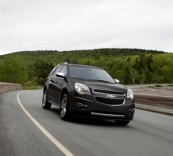 Chevrolet Equinox LS AWD (2014)