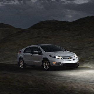 Chevrolet Volt (2014)