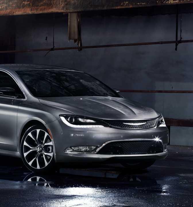 Chrysler 200C FWD (2015)