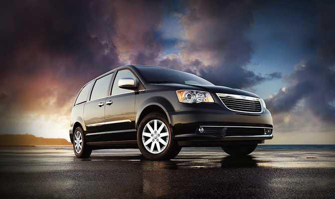 Chrysler Grand Voyager LX (2014)