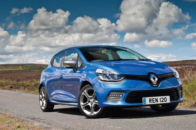 Clio GT TCe 120 (2014)
