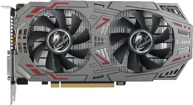 Colorful GeForce GTX 950-2GD5