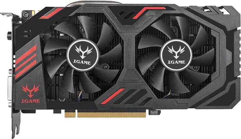 Colorful GeForce GTX iGame 950-2GD5 Ymir-U