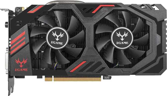 Colorful GeForce GTX iGame 950-2GD5 Ymir-U