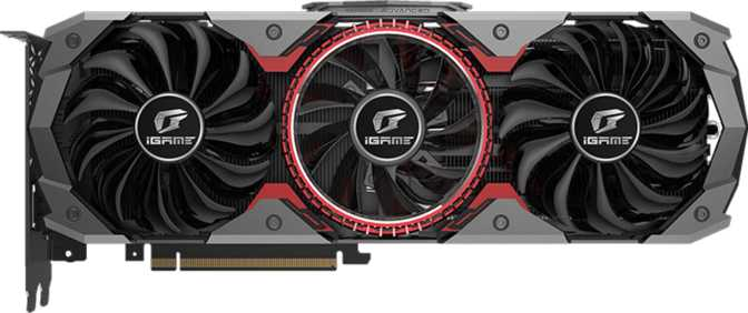 Colorful GeForce iGame RTX 2080 Advanced OC