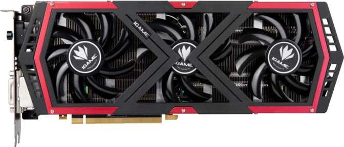 ≫ Colorful iGame GeForce GTX 780 Ti vs Nvidia GeForce GT
