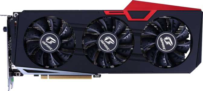 Colorful iGame GeForce RTX 2060 Ultra OC