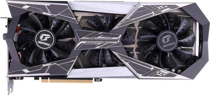 Colorful iGame GeForce RTX 2060 Vulcan X OC
