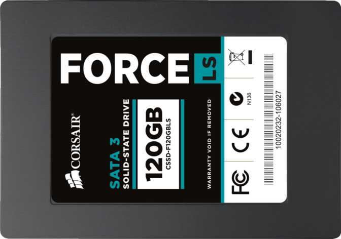 Corsair Force Series LS 120GB