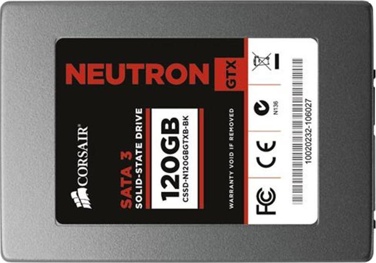 Corsair Neutron GTX 120GB