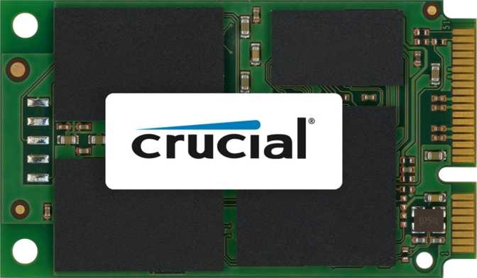 Crucial M500 240GB mSATA