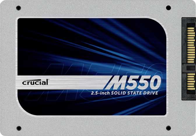 Crucial M550 512GB