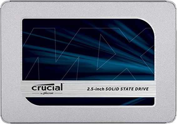 """Crucial MX500 2.5"""" 500GB"""
