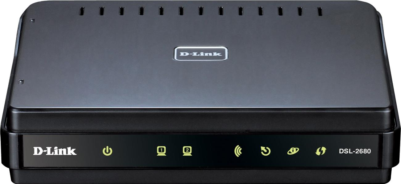 D-Link DSL-2540B