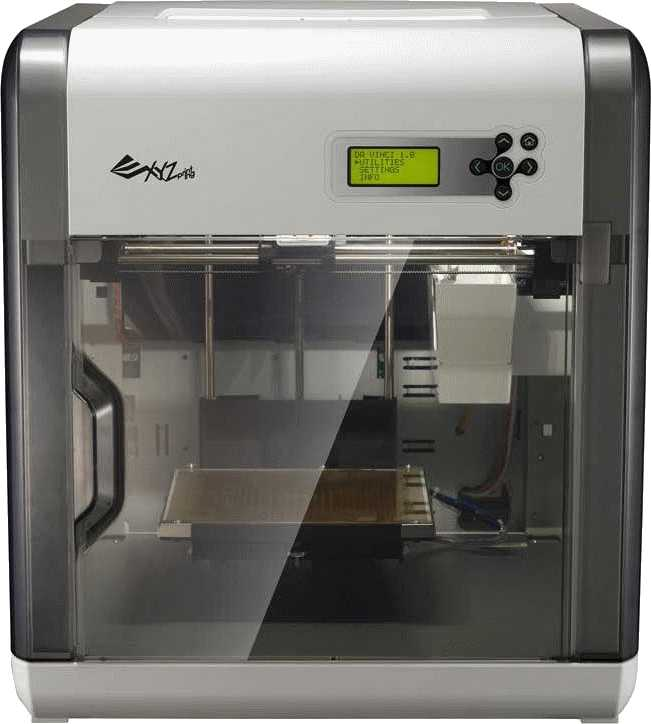 ≫ Da Vinci 3D Printer vs MakerBot Replicator: What is the difference?