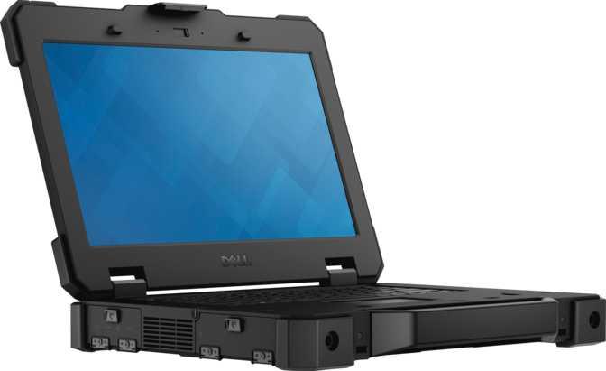 "Dell 14 Latitude Rugged Extreme 14"" Intel Core i3-4010U 1.7GHz / 4GB / 128GB"