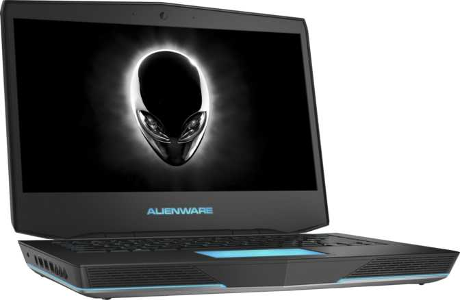 "Dell Alienware 17 R1 (2014) 17.3"" Intel Core i7-4940MX 2.9GHz / 8GB / 1.2TB"