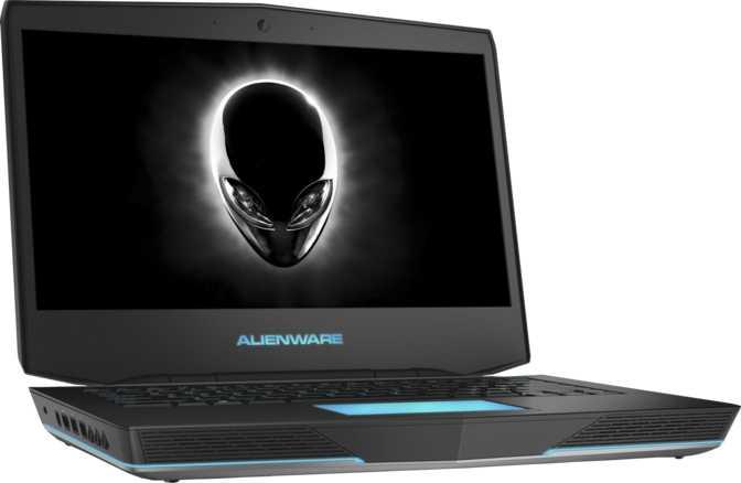 """Dell Alienware 17 R1 (2014) 17.3"""" Intel Core i7-4940MX 2.9GHz / 8GB / 1.2TB"""