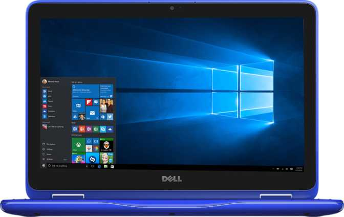 "Dell Inspiron 11 3000 3147 11.6"" Intel Celeron N2840 2.16GHz / 4GB / 500GB"