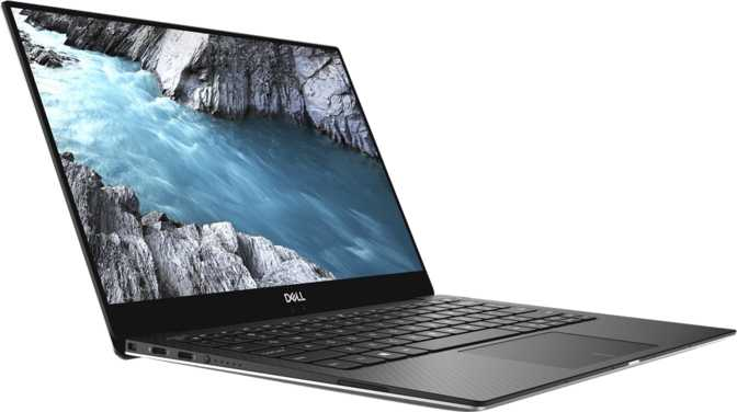 """Dell XPS 13 13.3"""" Intel Core i7-8550U 1.8GHz / 8GB / 256GB SSD"""
