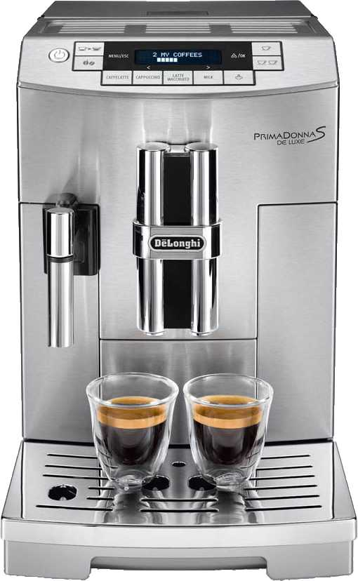 delonghi primadonna s de luxe ecam vs delonghi primadonna s de luxe ecam w pe ni. Black Bedroom Furniture Sets. Home Design Ideas