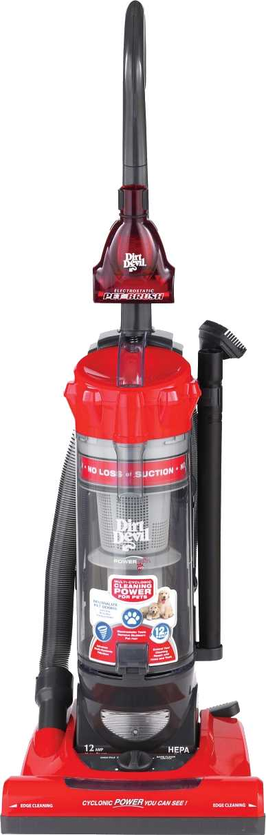 Dirt Devil Power Reach Pet Multi-Cyclonic Upright