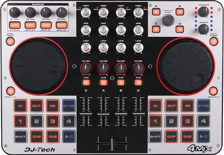 DJ-Tech 4Mix