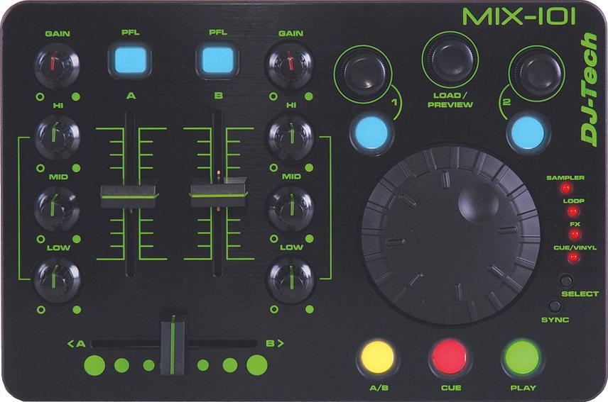 DJ-Tech Mix-101