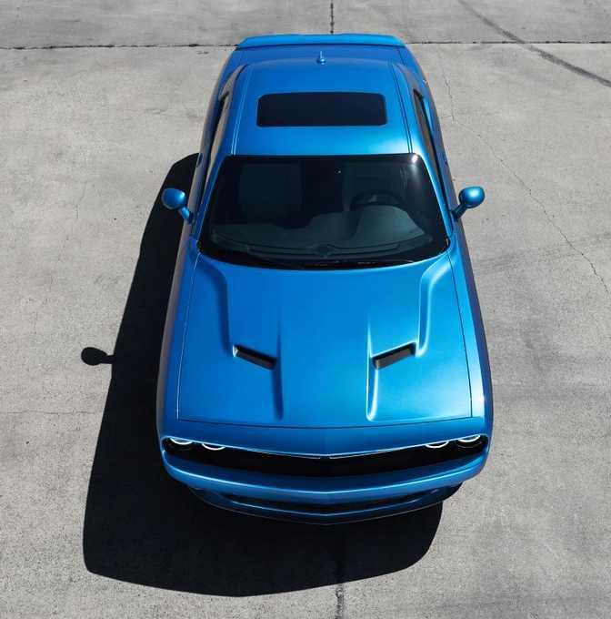 Dodge Challenger (2015)