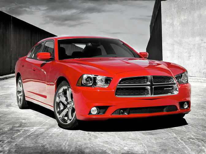 Dodge Charger (2015)