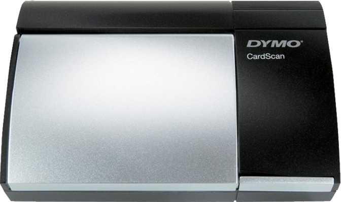 Dymo CardScan Personal