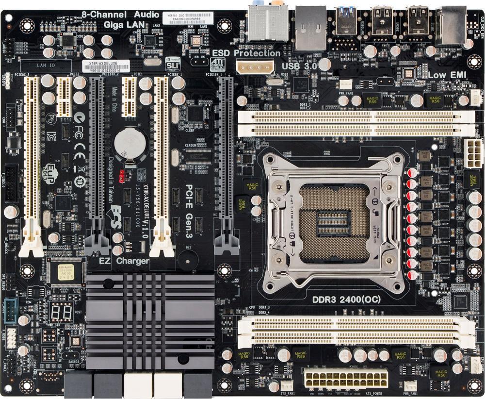 ECS X79R-AX Deluxe