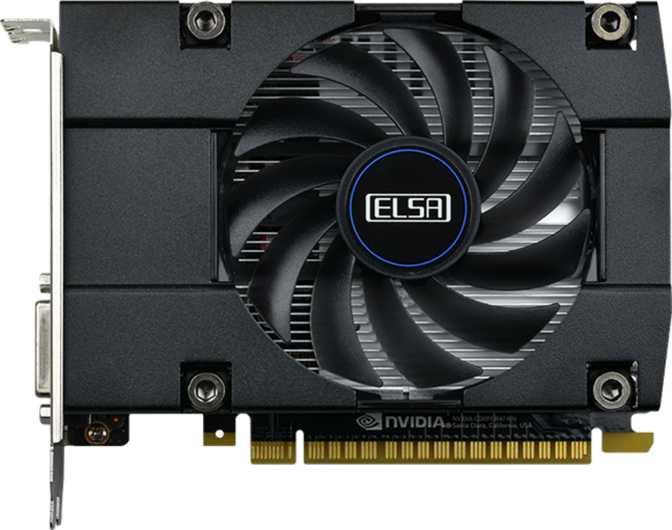 Elsa GeForce GTX 1050 Ti S.A.C