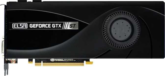 Elsa GeForce GTX 1070 Ti 8GB ST
