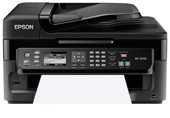 Epson WorkForce WF-2540