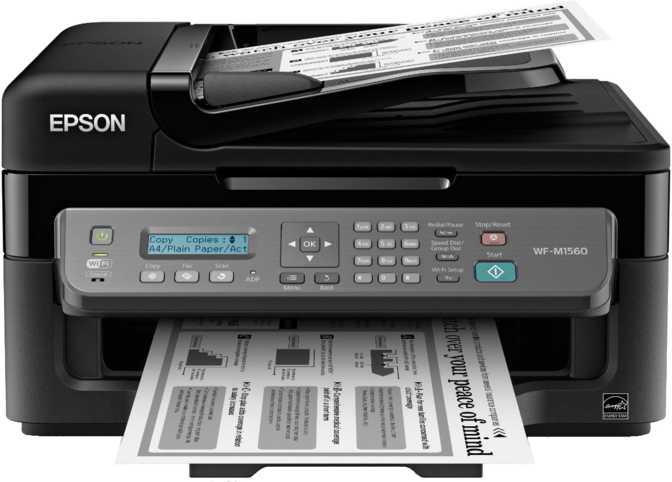 Epson WorkForce WF-M1560